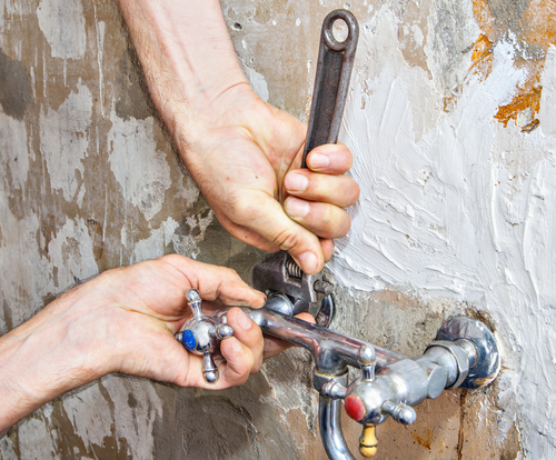 Replace Faulty Tap
