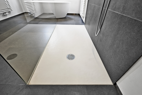 Repairing Shower Drain